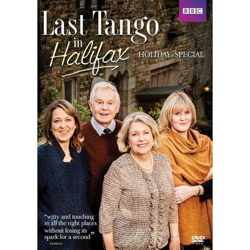 Last Tango in Halifax: Holiday Special (DVD) - image 1 of 1