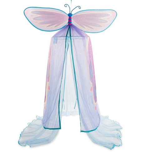 Indoor/Outdoor Hanging Butterfly Bower For Children - Hearthsong - image 1 of 1
