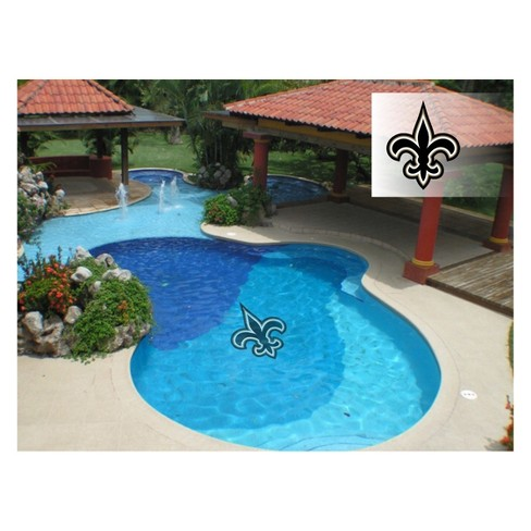 a733c206138 NFL New Orleans Saints Small Pool Decal   Target