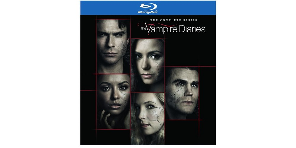Warner Brothers Vampire Diaries:Complete Collection (Blu-...