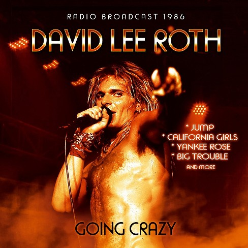 David lee roth - Going crazy:Radio broadcast (CD) - image 1 of 1