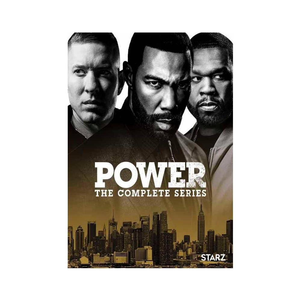 Power The Complete Series Dvd 2021