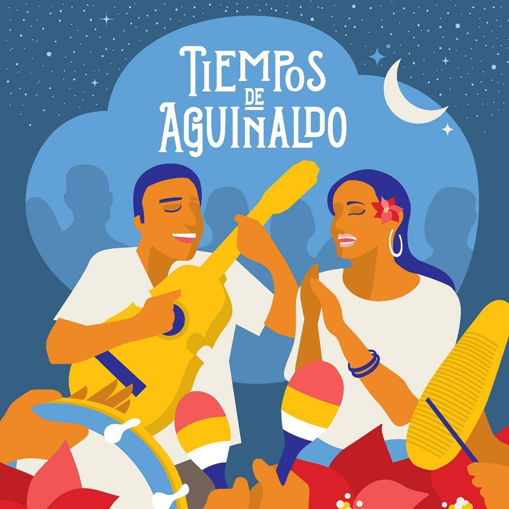 Various Tiempos De Aguinaldo Cd