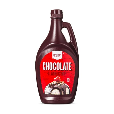 Chocolate Syrup - 48oz - Market Pantry™