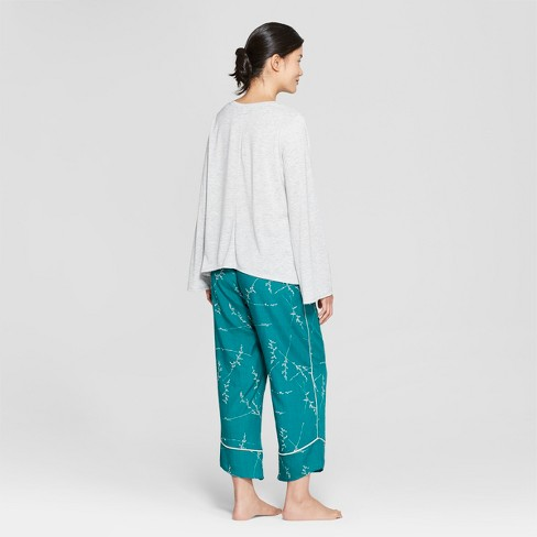 bf561cbf2012 Women s Pajama Set - Gilligan   O Malley™ Gray   Target