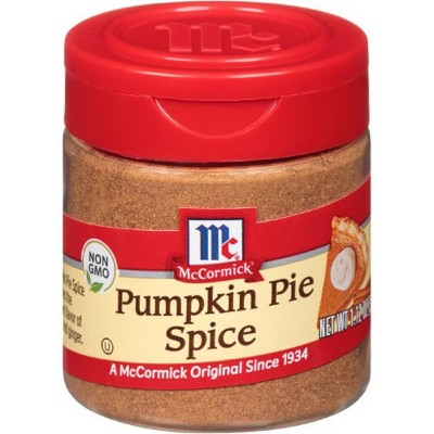 McCormick Pumpkin Pie Spice 1.12oz
