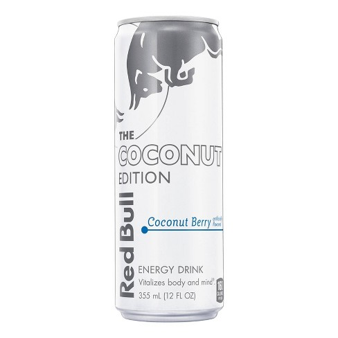 Red Bull Coconut Berry Energy Drink - 12 fl oz Can - image 1 of 1