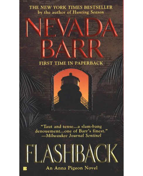 Flashback -  Reprint by Nevada Barr (Paperback) - image 1 of 1