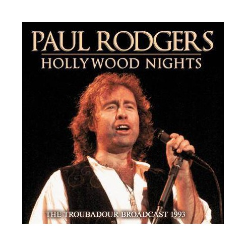 Paul Rodgers - Hollywood Nights (CD) - image 1 of 1