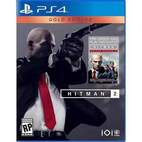 Hitman 2 Gold Edition Playstation 4 Target