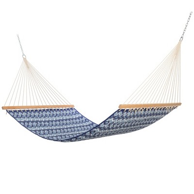 Quilted Hammock with Spreader Bar - Natural - Threshold™