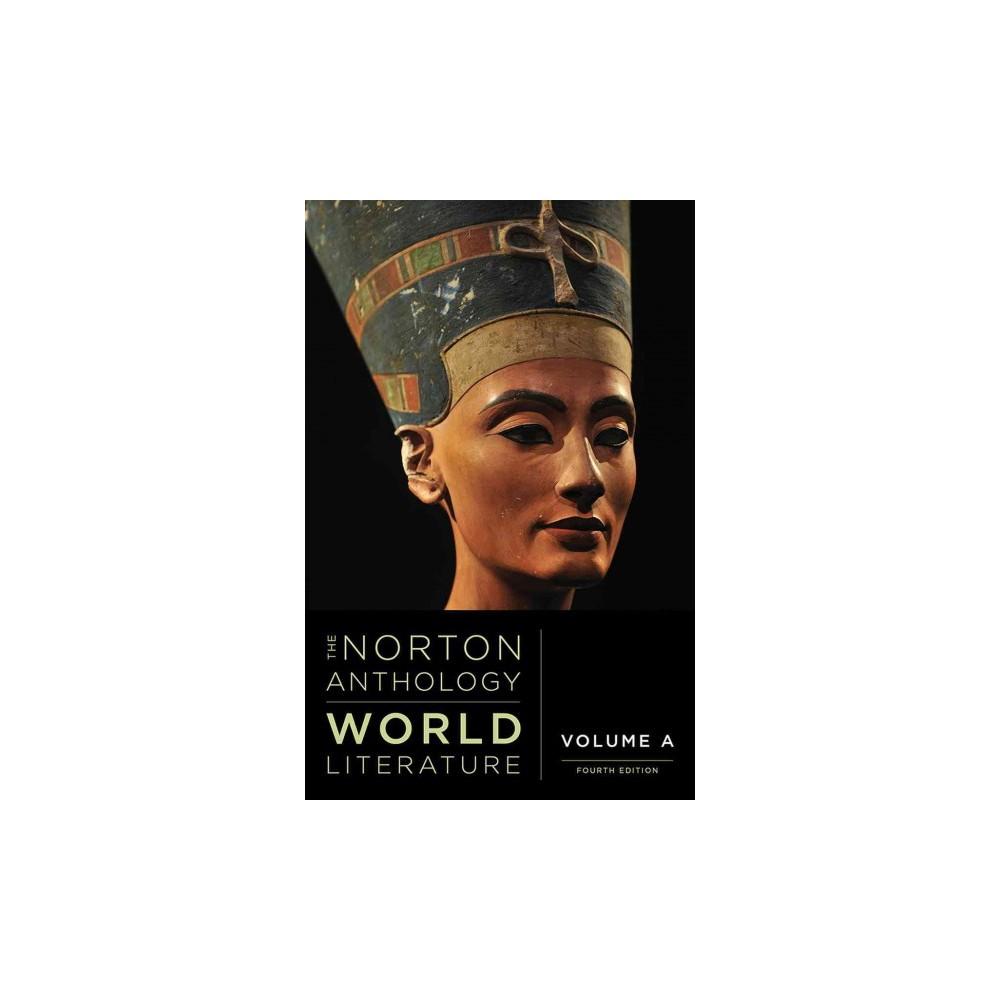 Norton Anthology of World Literature - (Paperback)
