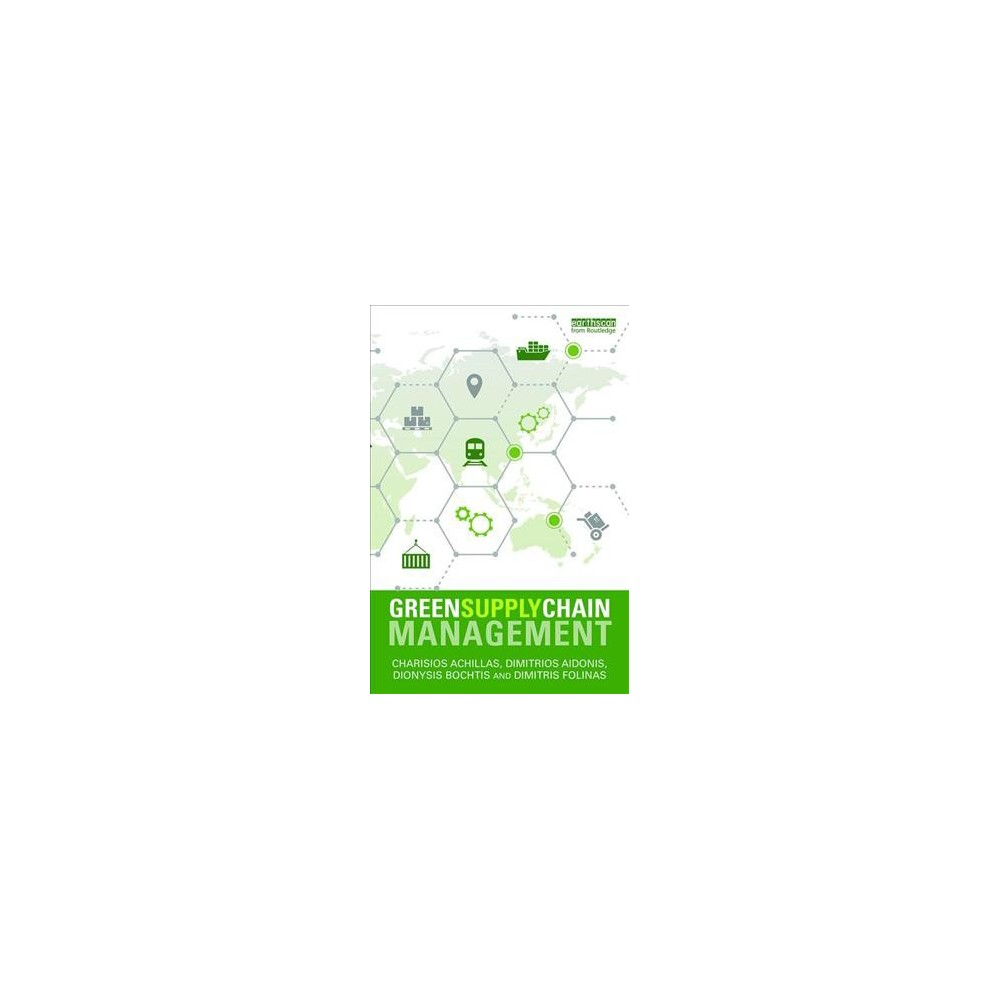 Green Supply Chain Management - (Paperback)