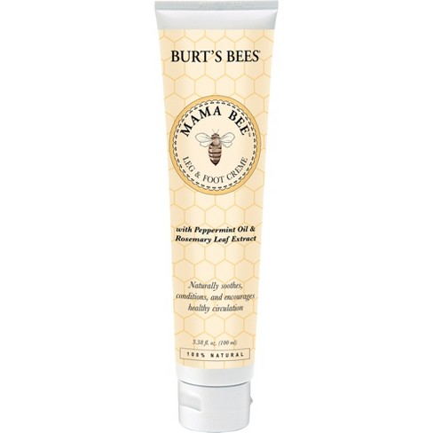 Burt's Bees Mama Bee Leg and Foot Crème - 3.38oz - image 1 of 2