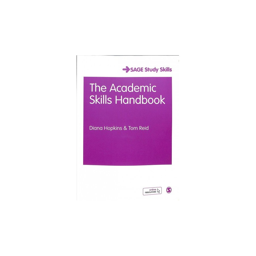 Academic Skills Handbook - Pap/Psc (Sage Study Skills) by Diana Hopkins & Tom Reid (Paperback)
