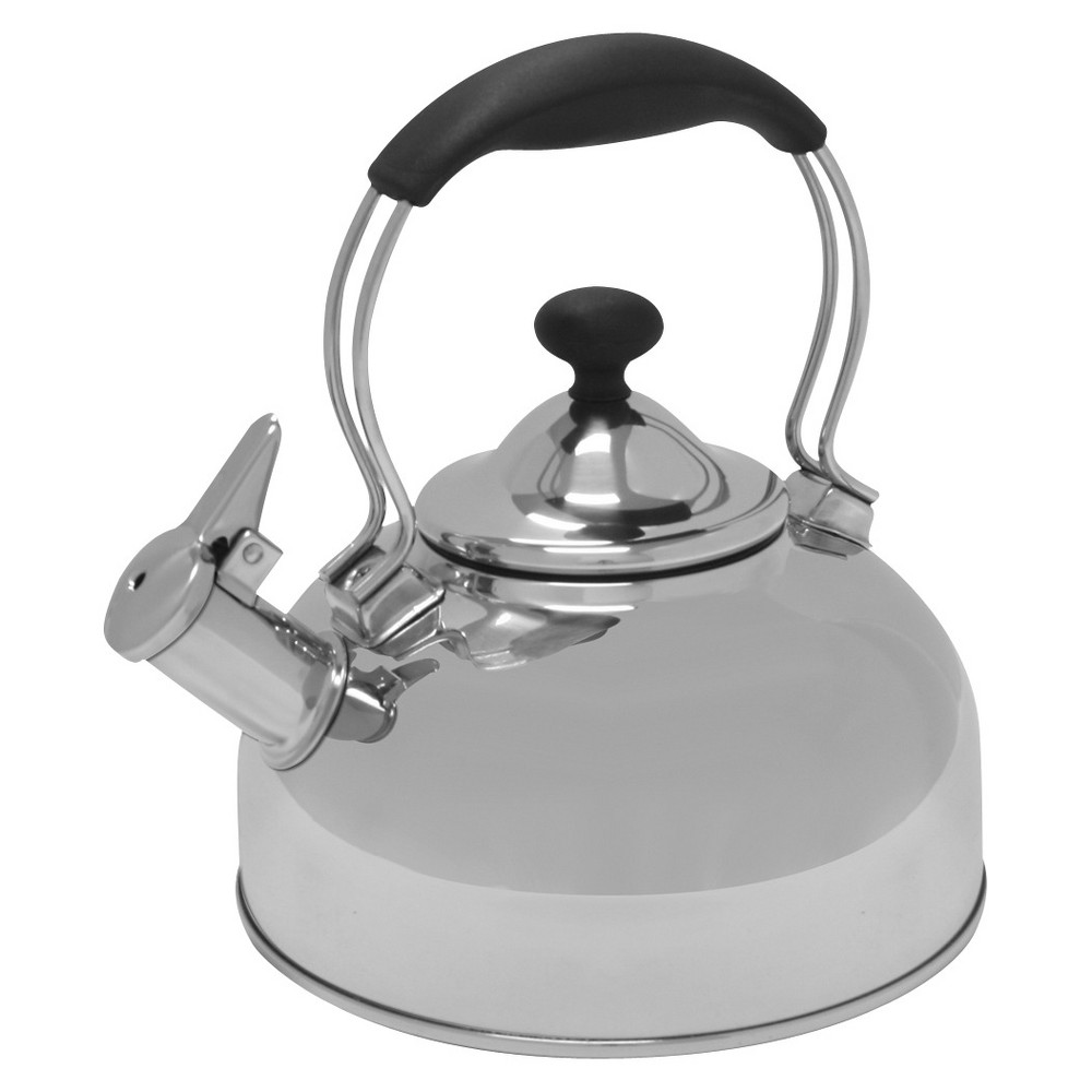 Image of Chantal 1.8qt Upton Teakettle - Stainless Steel (Silver)