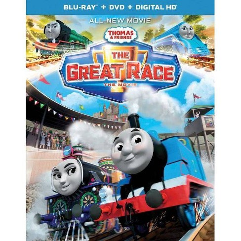 Thomas & Friends: A Great Race (Blu-ray) - image 1 of 1