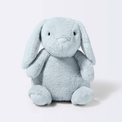 Plush Bunny Stuffed Animal - Cloud Island™ Gray