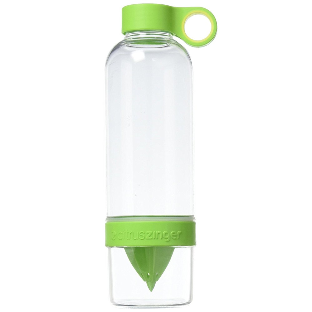 Image of Zing Anything 28oz Citrus Zinger Original Water Bottle Green