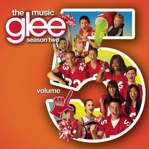 Glee - Glee: The Music, Vol. 5 (CD) - image 1 of 1