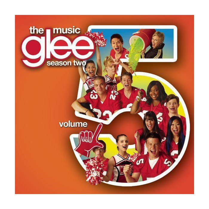 Glee - Glee: The Music, Vol. 5 (CD) - image 1 of 1