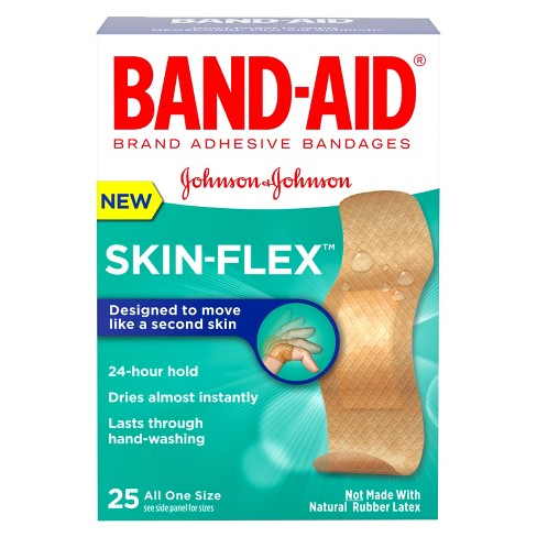 Band-Aid Skin-Flex - 25 Ct - image 1 of 8