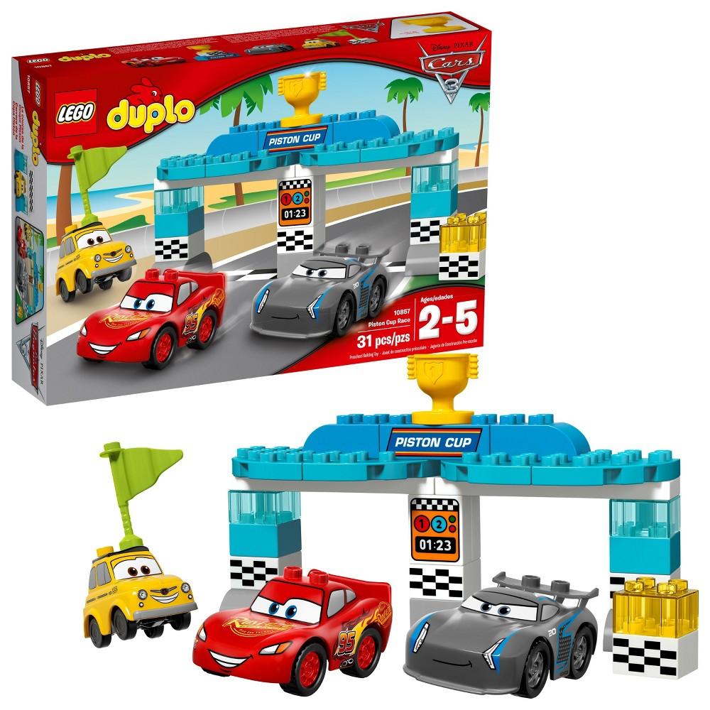 Lego Duplo DisneyPixar Cars 3 Piston Cup Race 10857