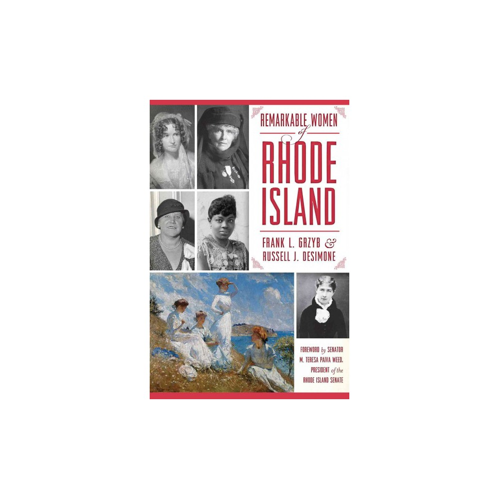Remarkable Women of Rhode Island (Paperback)
