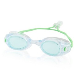 Speedo Kids' Glide With Comfort Bungee Goggles