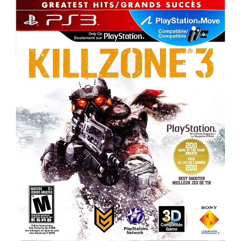 Killzone 3 PRE-OWNED PlayStation 3 - image 1 of 1