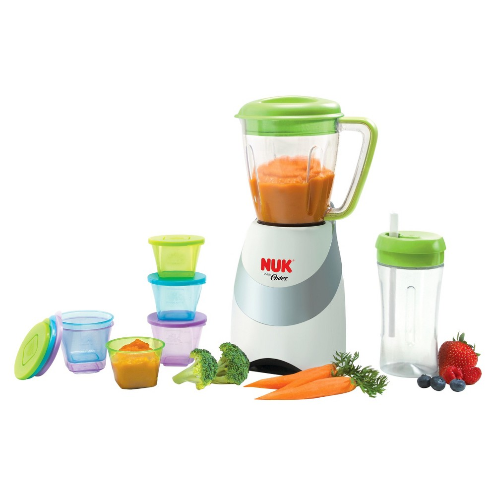 Image of Nuk by Annabel Karmel Smoothie & Baby Food Maker powered by Oster