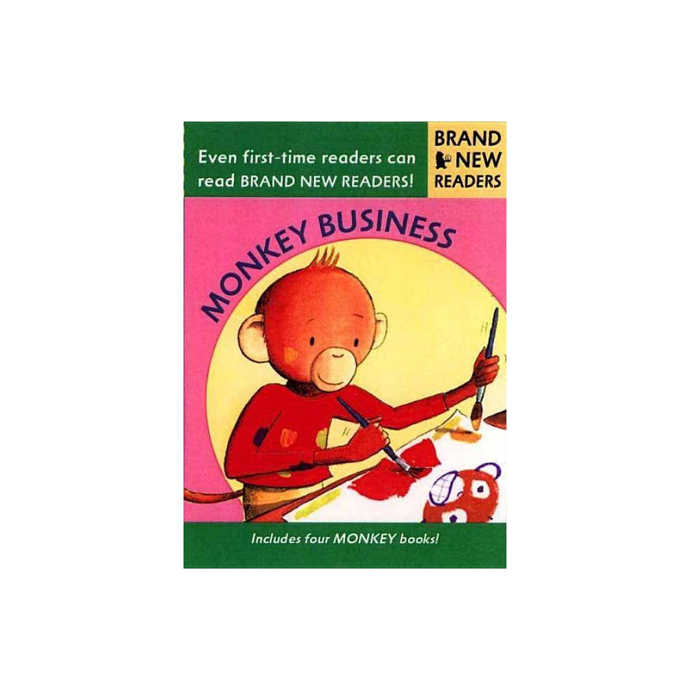 Monkey Business - (Brand New Readers) by David Martin (Paperback)