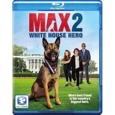 Max 2: White House Hero (Blu-ray)