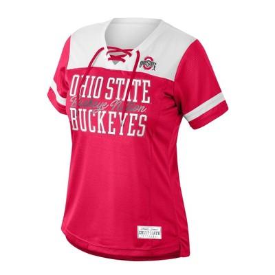 NCAA Ohio State Buckeyes  Women's Gametime Jersey