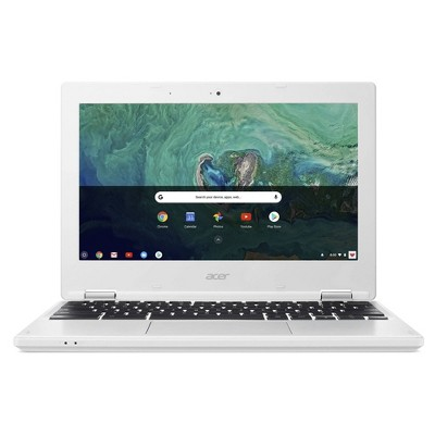 Acer Chromebook 11 CB3-132-C9M7 - White (NX.G4XAA.001)