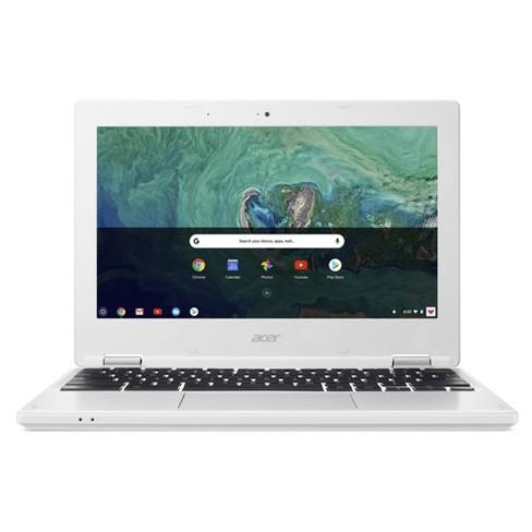 Acer Chromebook 11 CB3-132-C9M7 - White (NX G4XAA 001)