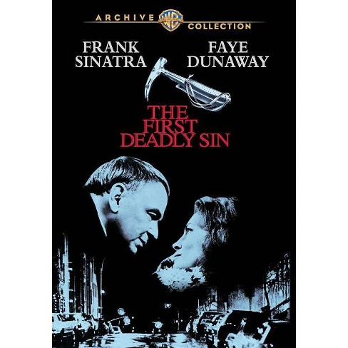 The First Deadly Sin (DVD) - image 1 of 1