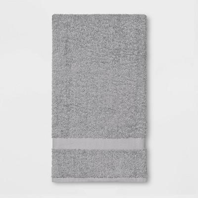 Bath Towel Gray - Room Essentials™