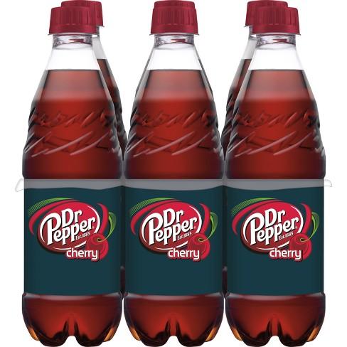 Dr Pepper Cherry - 6pk/16.9 fl oz Bottles - image 1 of 3