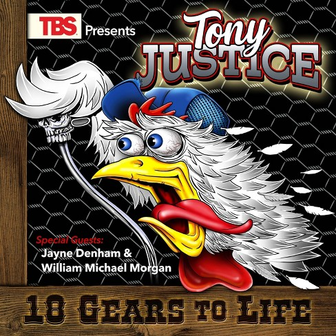 Tony Justice - 18 Gears To Life (CD) - image 1 of 1