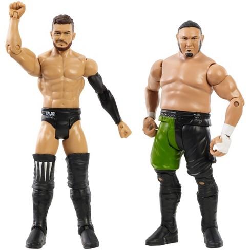 Wwe Finn Balor And Samoa Joe Action Figure 2pk Target
