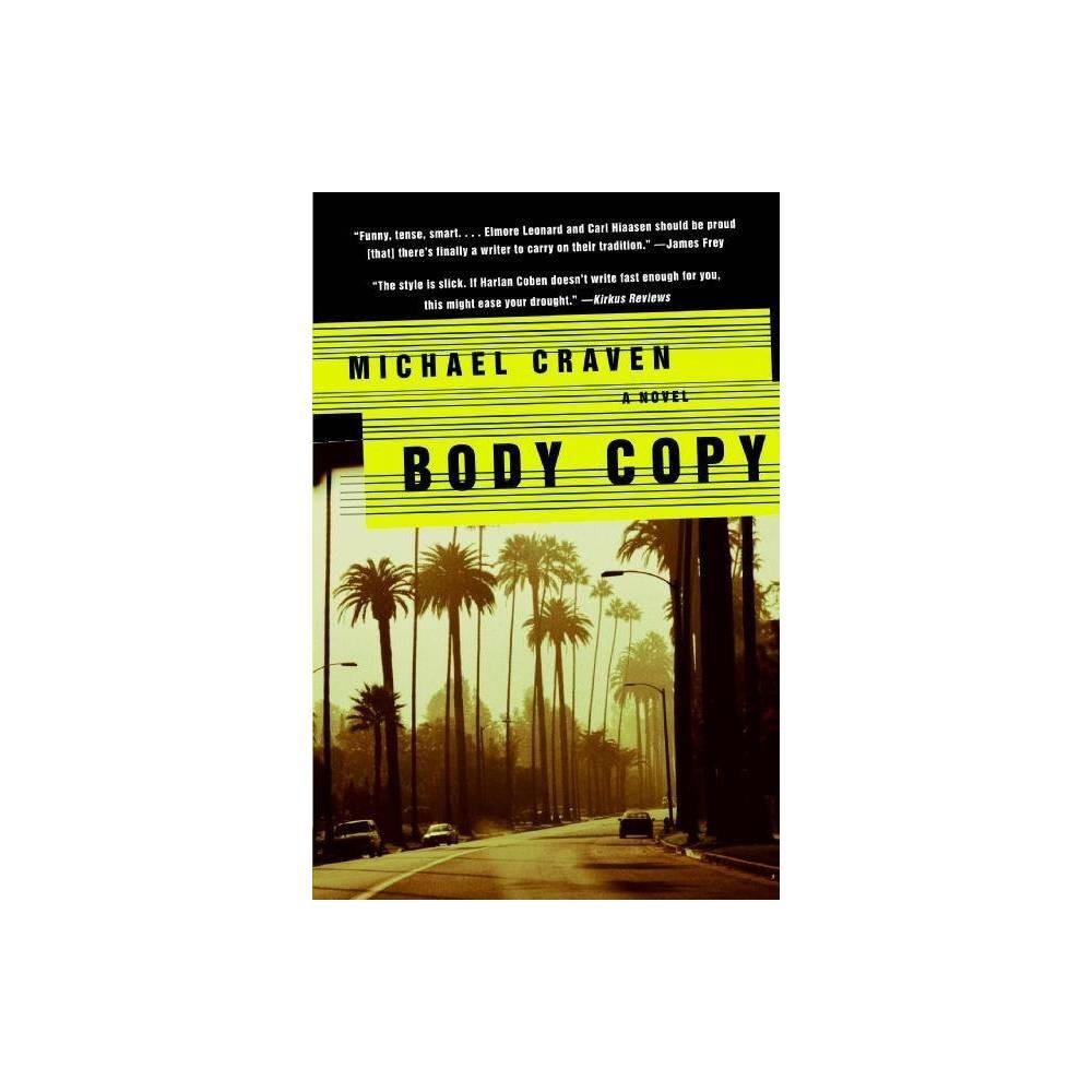Body Copy By Michael Craven Paperback