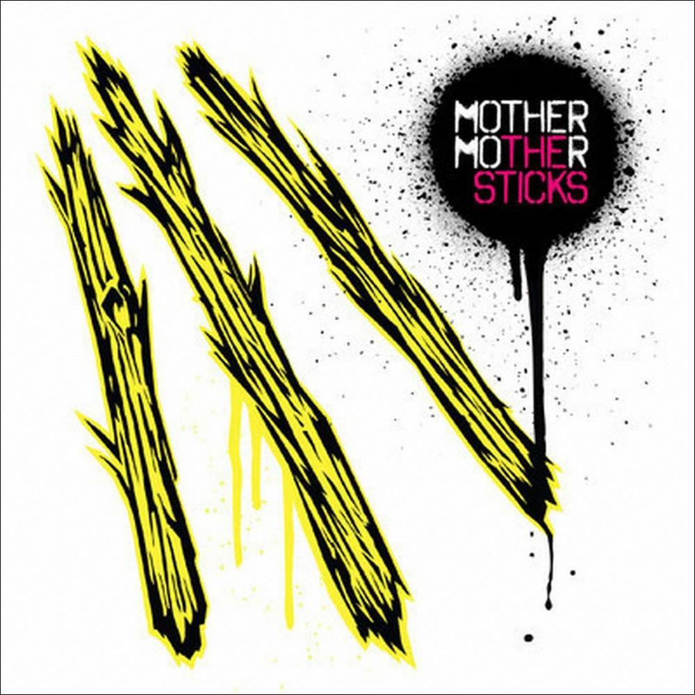 Mother Mother - Sticks (CD)
