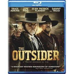 The Outsider (Blu-Ray)