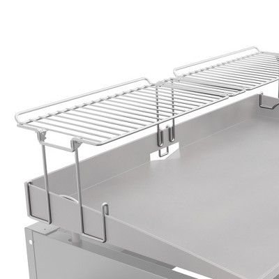 Yukon Glory Griddle Warming Rack, Designed for 28 in. Blackstone Griddles, New & Improved Design One-Step Clip on Attachment...