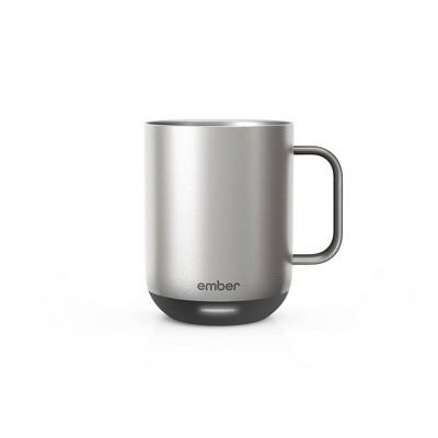 Ember Mug² Temperature Control Smart Mug 10oz - Stainless Steel
