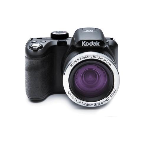 KODAK PIXPRO AZ421 16MP Digital Camera, 42x Optical Zoom, 720p HD Video, 180deg. Panorama Mode, Optical Image Stabilization, Black - image 1 of 4