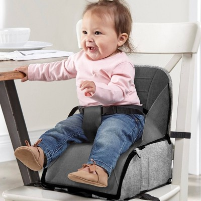 Contours Explore 2 Stage Portable Booster Seat and Backpack Diaper Bag