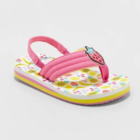 Toddler Girls' Pepin Flip Flop Sandals - Cat & Jack™ - image 1 of 3