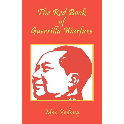 The Red Book of Guerrilla Warfare - by  Mao Zedong (Paperback) - image 1 of 1